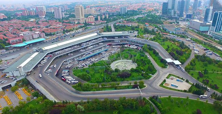 Aşti Ankara Otogarı