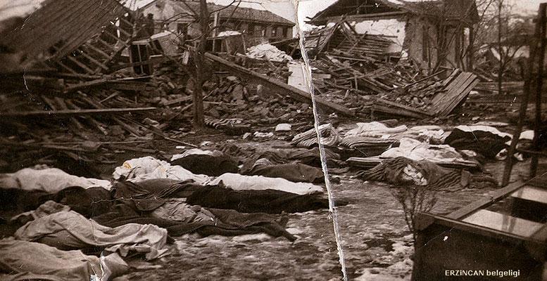 1939 Büyük Erzincan Depremi