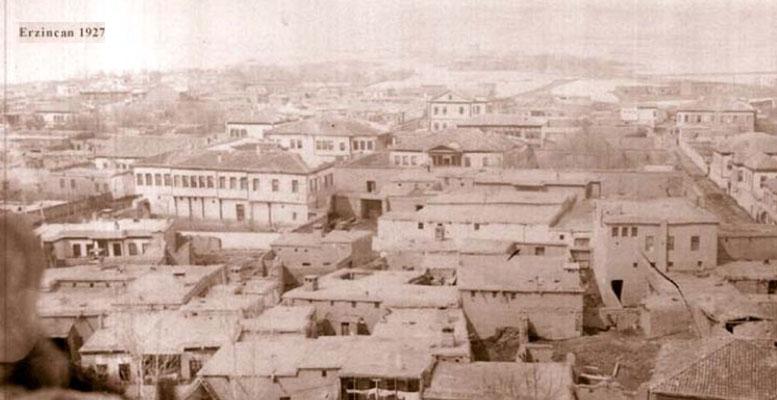 Erzincan Eski Fotoğrafları