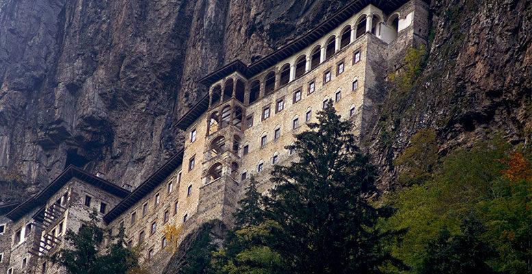 Trabzon Sümela Manastırı Hakkında