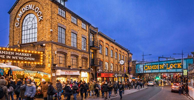 Londra Alışveriş Mekanları