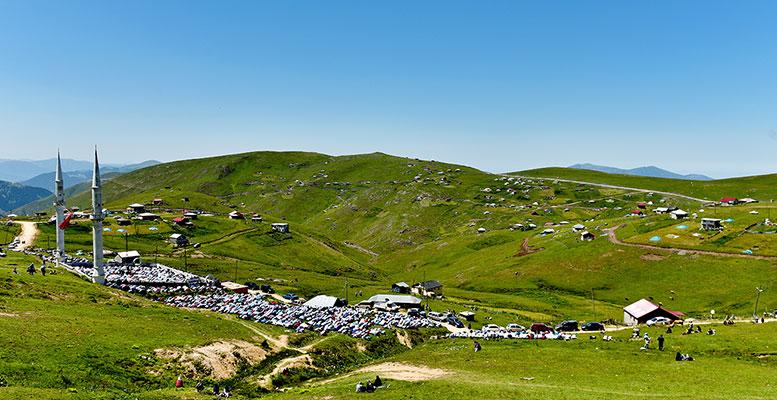 Trabzon'da Gezilecek Yaylalar