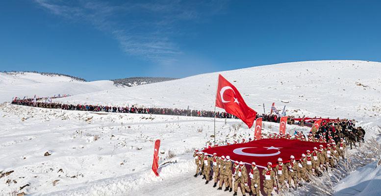 Allahuekber Dağları Gezi