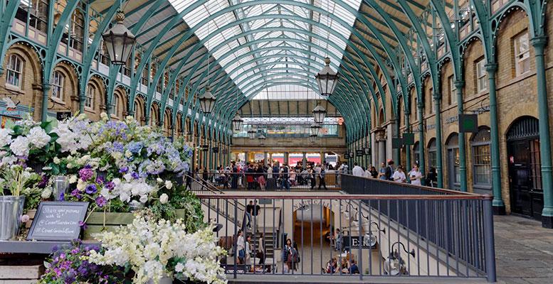 Londra'nın En İyi Alışveriş Merkezleri