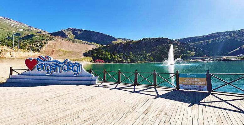 Ergan Gölü Erzincan