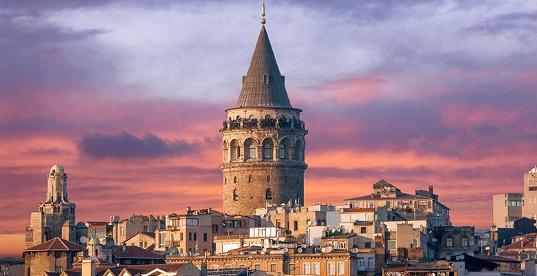 Galata Kulesi Nerede