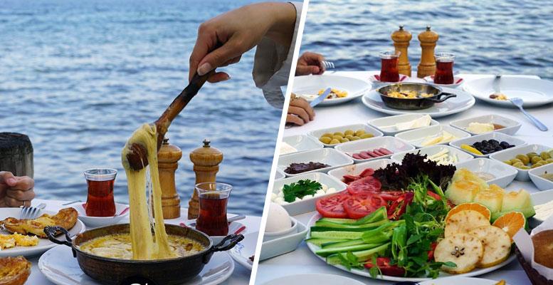 Garipçe Köyü Kahvaltı Fiyatları