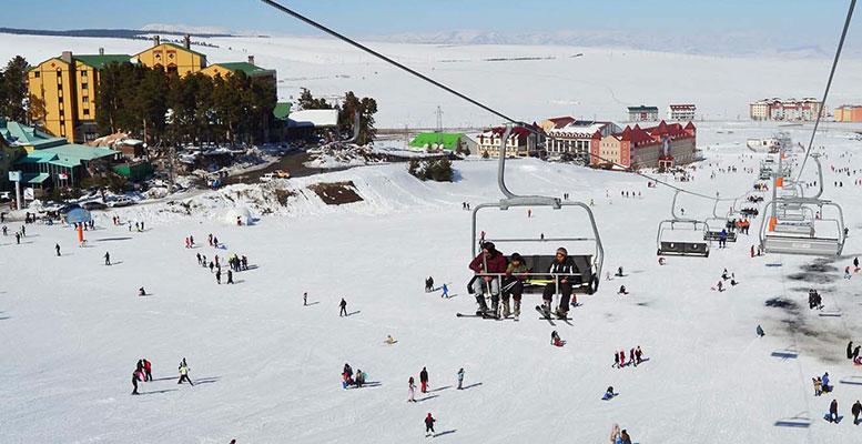 Kars Sarıkamış Kayak Tesisleri