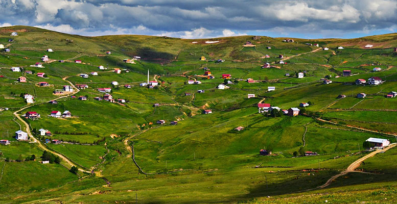 Trabzon En Güzel Yaylaları