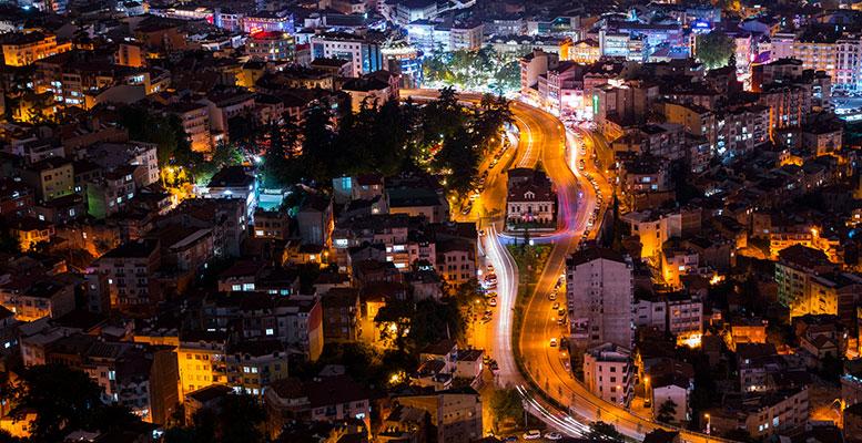 Trabzon Meydan Havadan