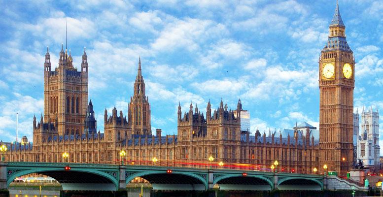 Londra Elizabeth Kulesi