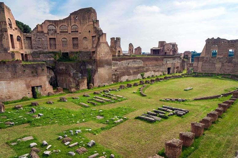 Hippodrome Garden of Domitian