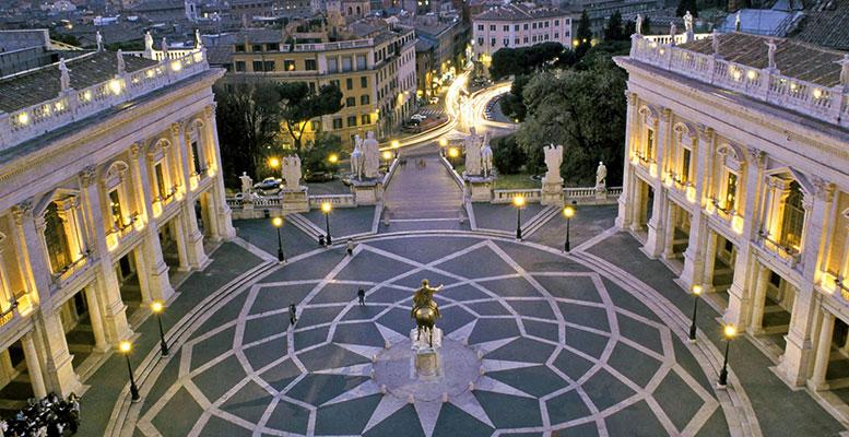 Capitol Meydanı İtalya