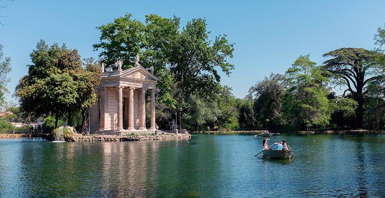 Borghese Bahçeleri