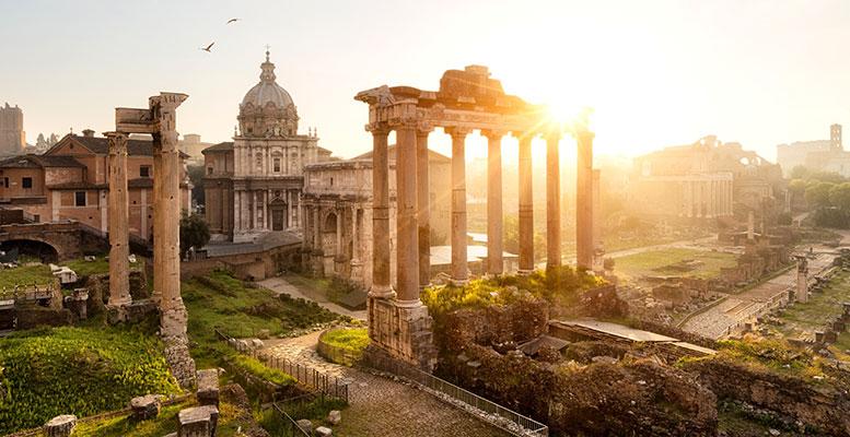 Forum Romanum - Foro Romano