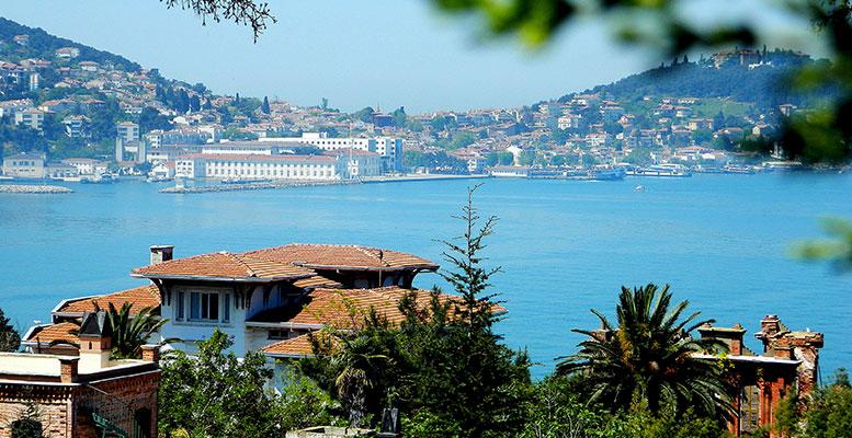 İstanbul Gezilecek Adalar