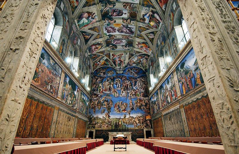 Vatikan Müzeleri Turu