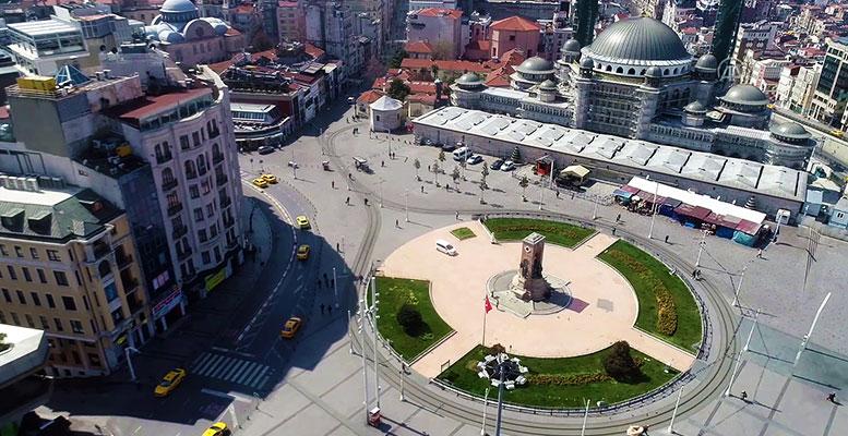 Taksim İstanbul