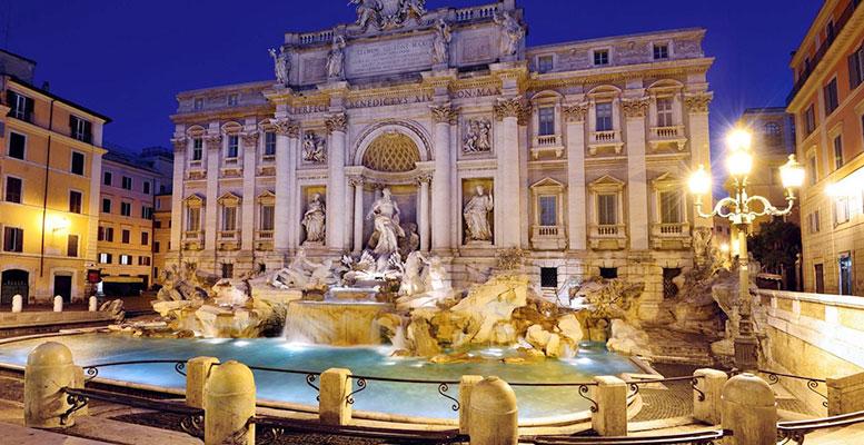 Aşk Çeşmesi Roma