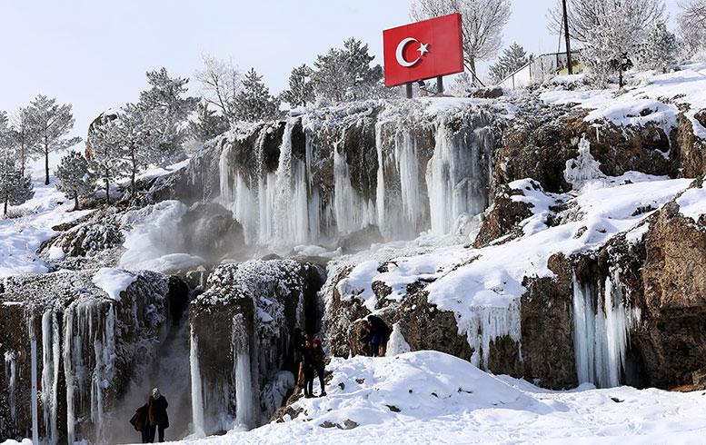 Sivas Kar Yağışı