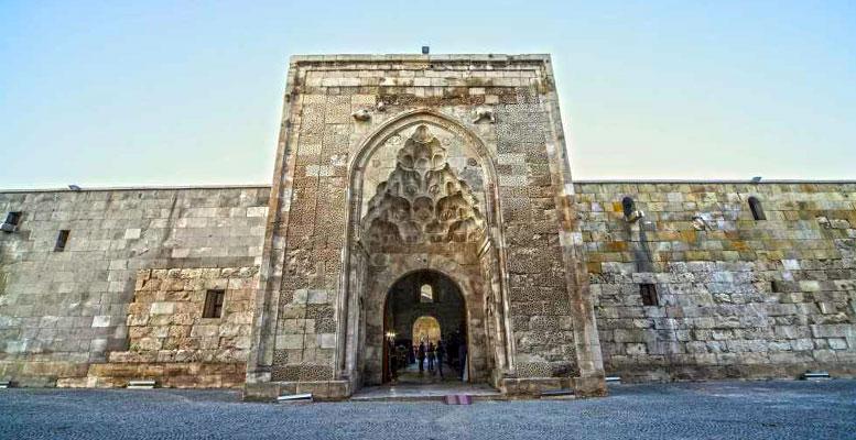 Sivas Gezilecek Tarihi Yerler