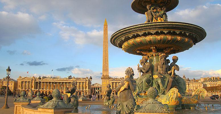 Paris Ünlü Meydanlar