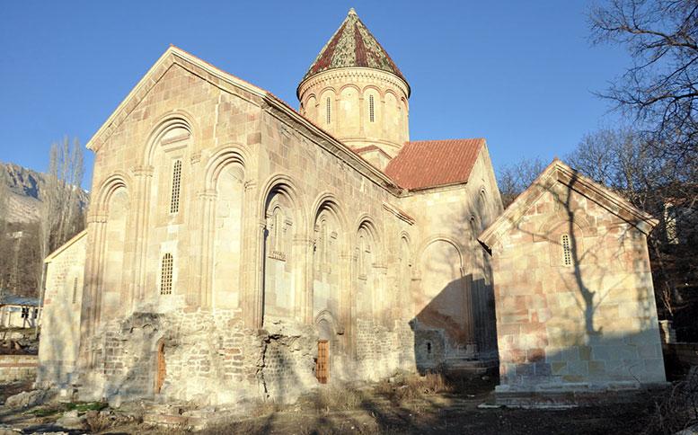Artvin Kanlı Kilise