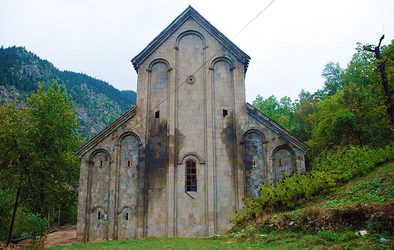 Parhali Manastırı
