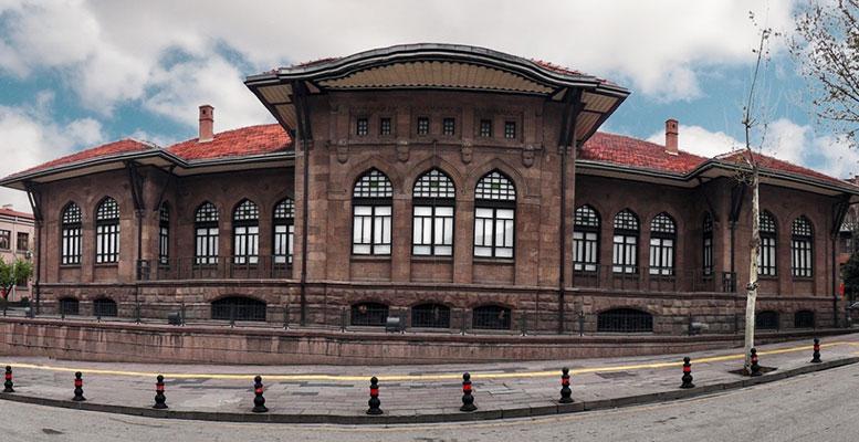 Birinci TBMM Binası