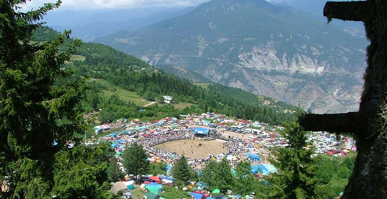 Kafkasör Yaylası Festival