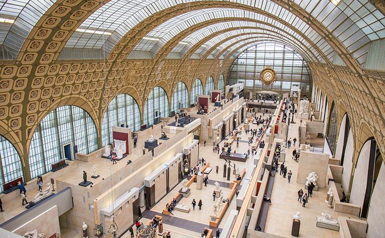 Paris Gezilecek Müzeler