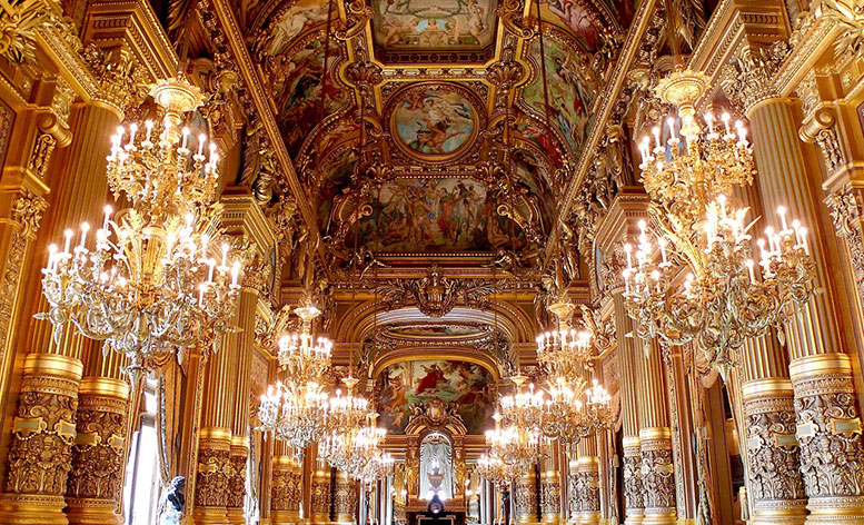 Opera National de Palais Garnier