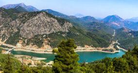 Adana Feke Barajı