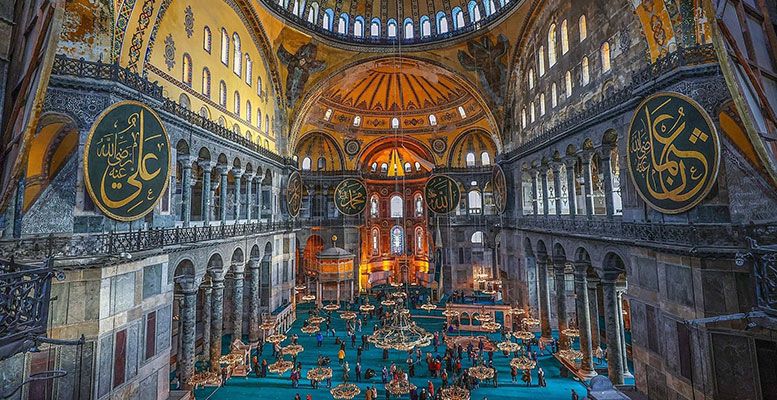 İstanbul'da Gezilecek Tarihi ve Turistik Camiler Listesi