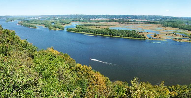 Missouri ve Jefferson Nehirleri