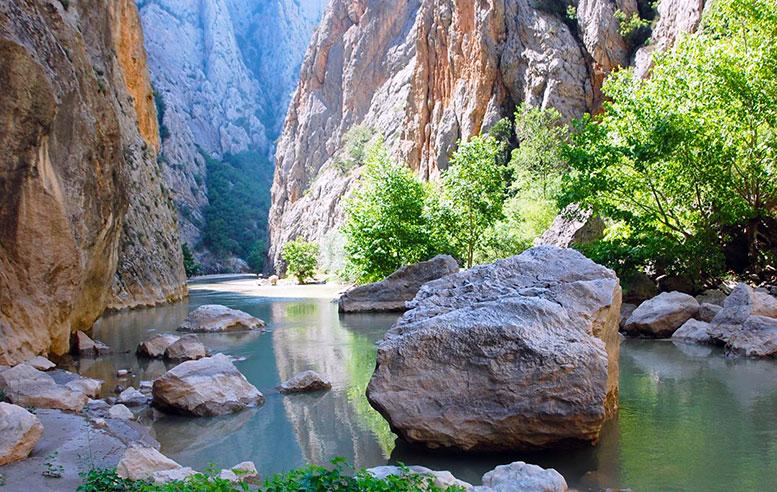 Yozgat Kazankaya Kanyonu